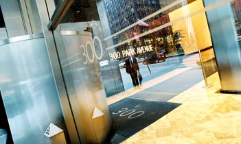 New York Office Lobby