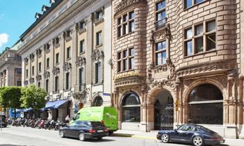 Stockholm Office Building
